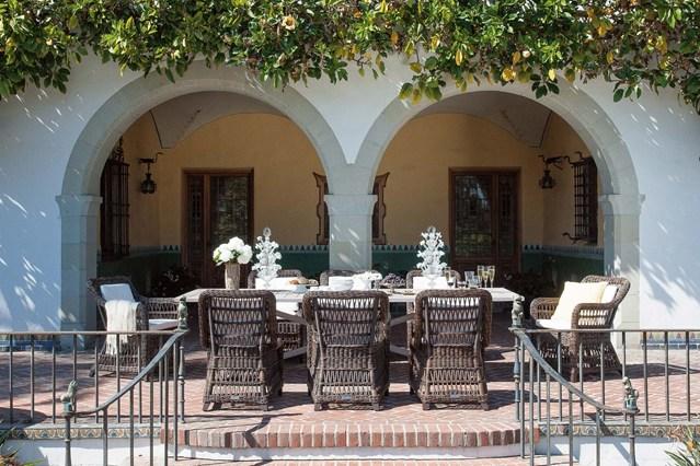 Garden room open air