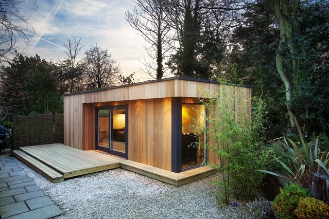 Garden rooms summer house