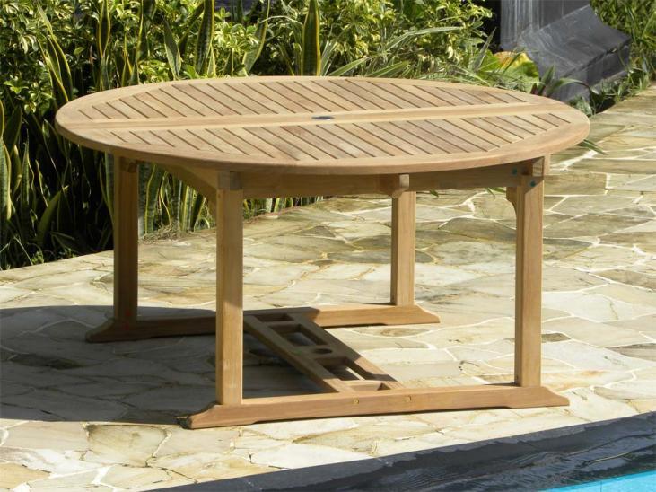 Aruba Table - Compact Position