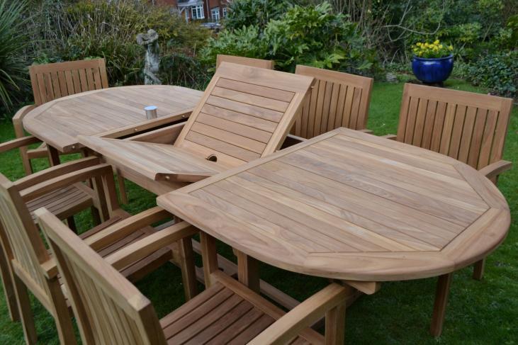 teak garden furniture sets sale