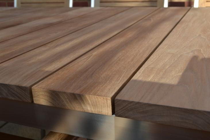 Close Grained Teak