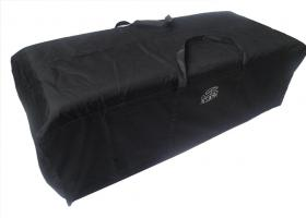 Large Black Cushion Storage Bag